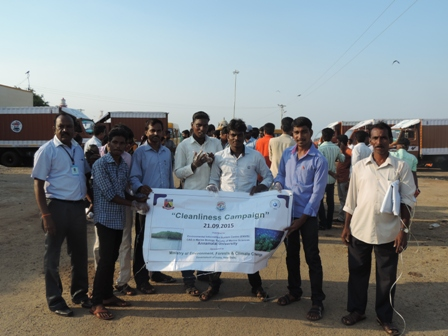 Coastal cleanup day -cleanliness campaign (11)