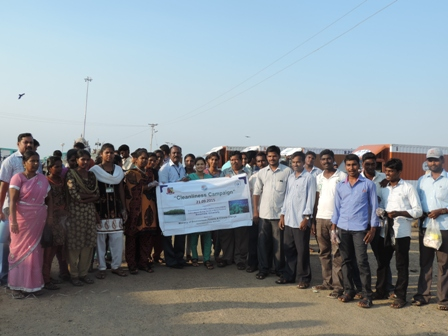Coastal cleanup day -cleanliness campaign (12)