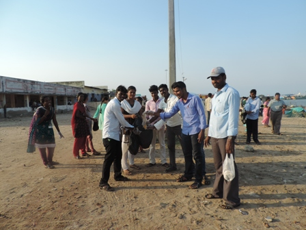 Coastal cleanup day -cleanliness campaign (15)