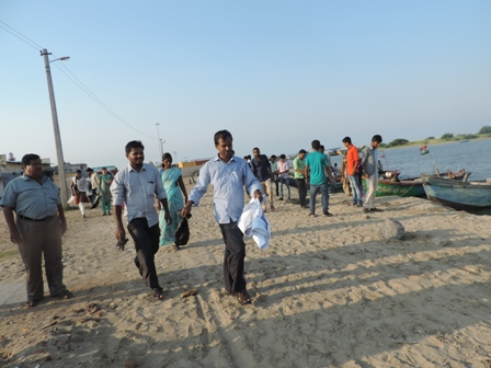 Coastal cleanup day -cleanliness campaign (16)