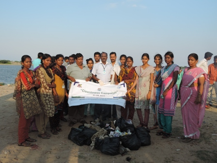 Coastal cleanup day -cleanliness campaign (18)