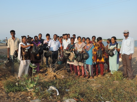 Coastal cleanup day -cleanliness campaign (19)